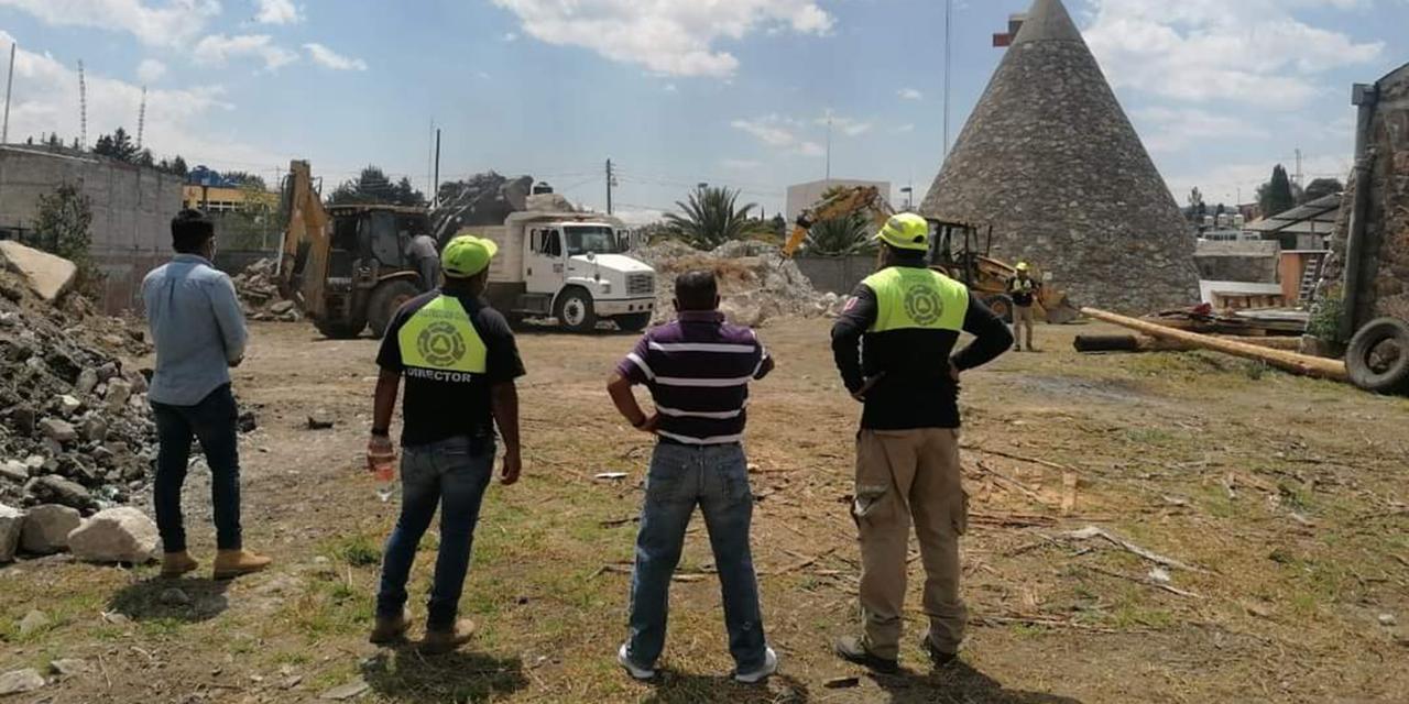 Tlaxiaco tendrá su estación de bomberos   El Imparcial de Oaxaca