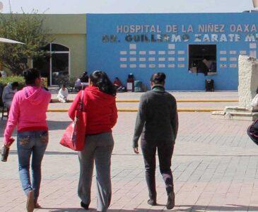 Hospitales híbridos reanudan servicios en Oaxaca