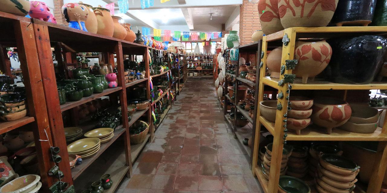 La artesanía de Atzompa vive lenta recuperación | El Imparcial de Oaxaca