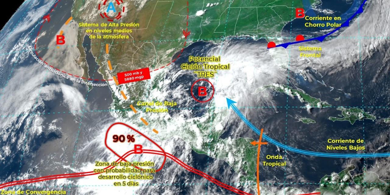 Alertan por lluvias torrenciales en Oaxaca | El Imparcial de Oaxaca