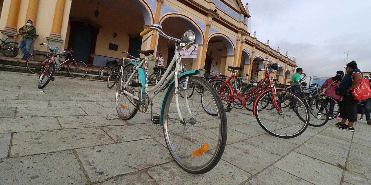 Exhiben bicicletas antiguas en Ocotlán   El Imparcial de Oaxaca
