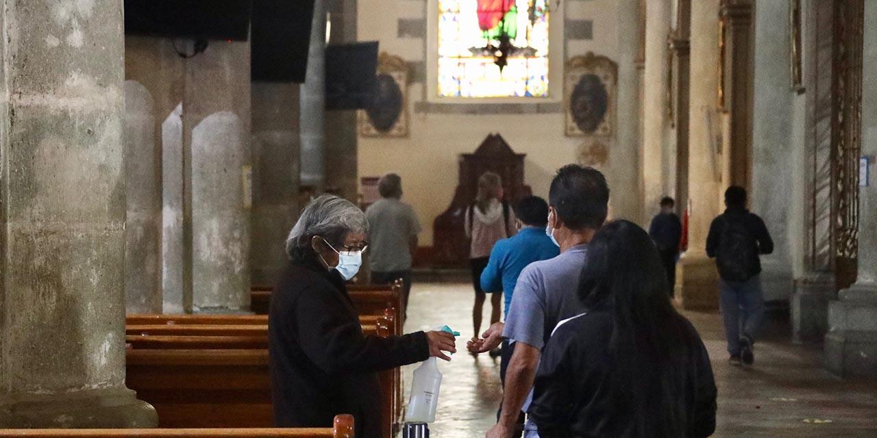 Han muerto 4 sacerdotes a causa de la pandemia | El Imparcial de Oaxaca