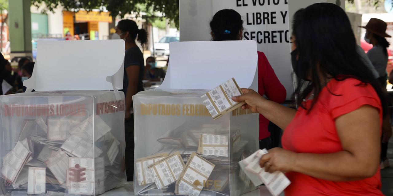 Fuerza Por México podría solicitar registro local   El Imparcial de Oaxaca