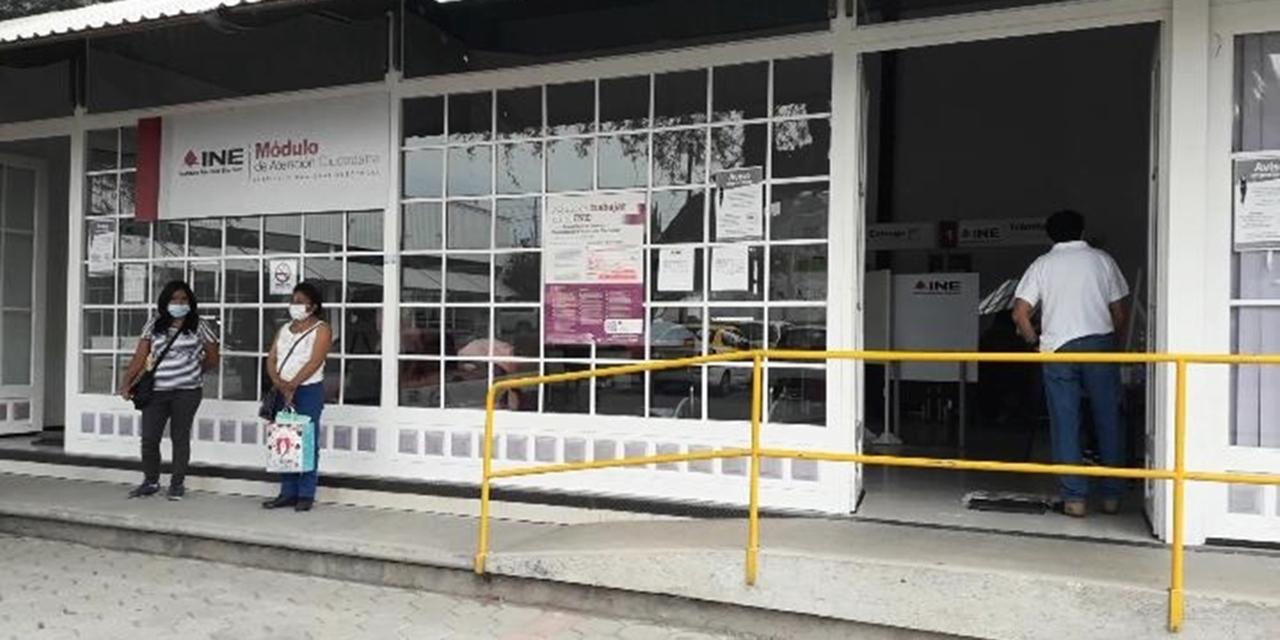 Reanudan trámites de credenciales de elector en La Mixteca   El Imparcial de Oaxaca