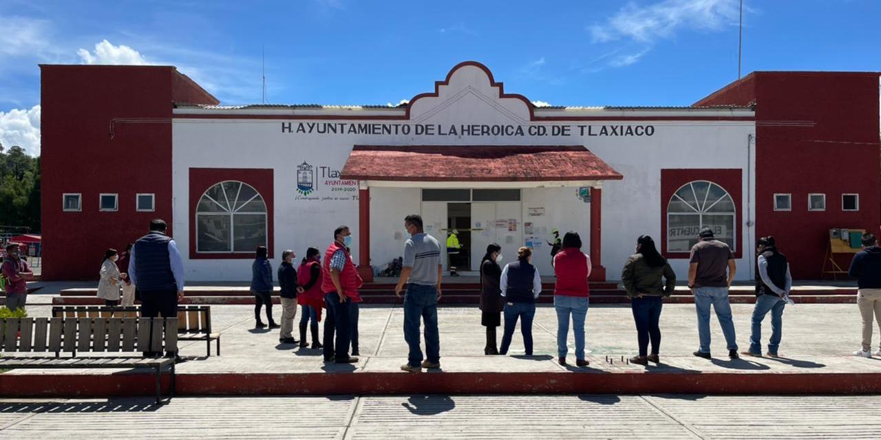 Tlaxiaco se une al simulacro nacional de Protección Civil | El Imparcial de Oaxaca