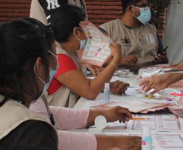 IEEPCO denuncia a funcionarios de Salina Cruz por intento de fraude