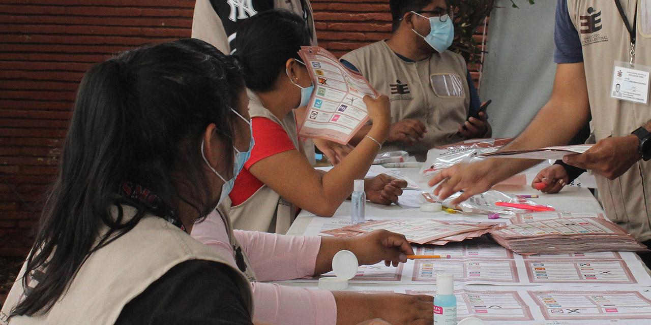 IEEPCO denuncia a funcionarios de Salina Cruz por intento de fraude | El Imparcial de Oaxaca