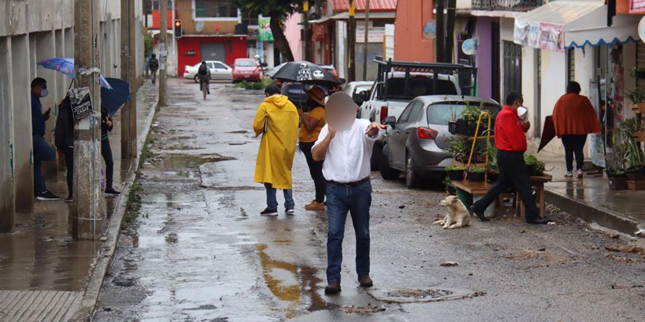 Por 2do día, vecinos del Ex Marquesado bloquean Niños Héroes   El Imparcial de Oaxaca