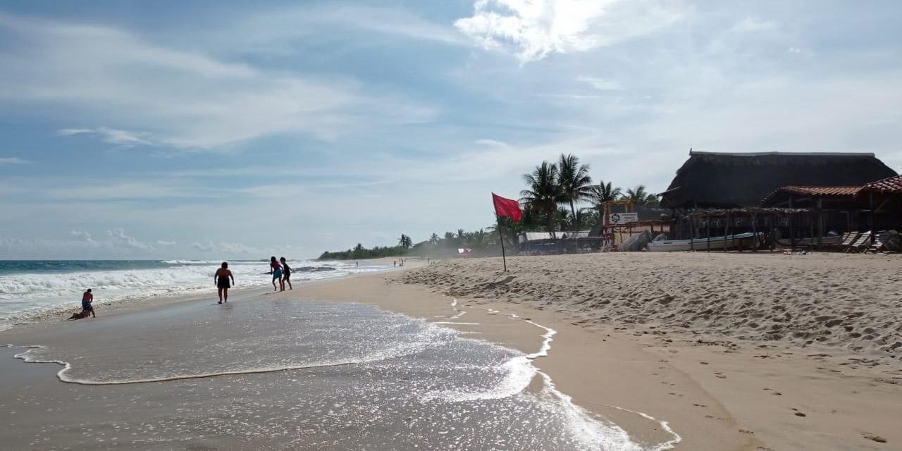Playa Agua Blanca, un paradisíaco lugar | El Imparcial de Oaxaca