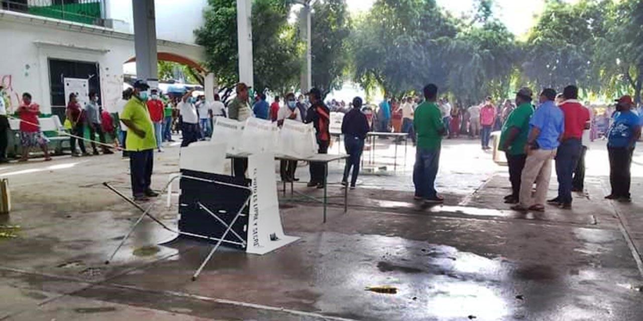 Sin fecha para renovar elecciones en Mixtequilla, Xadani y Laollaga | El Imparcial de Oaxaca