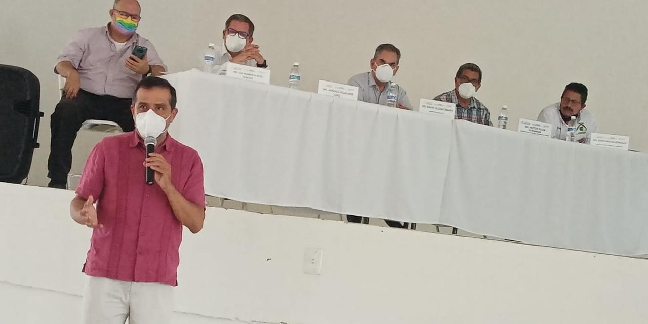 Integran comité de vigilancia ambiental del ferrocarril Istmo | El Imparcial de Oaxaca