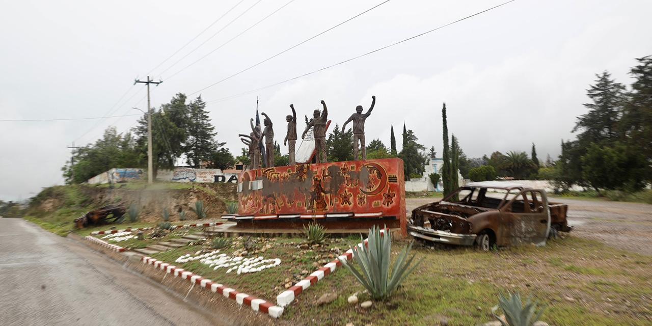 Marchan en Nochixtlán a 5 años del enfrentamiento | El Imparcial de Oaxaca