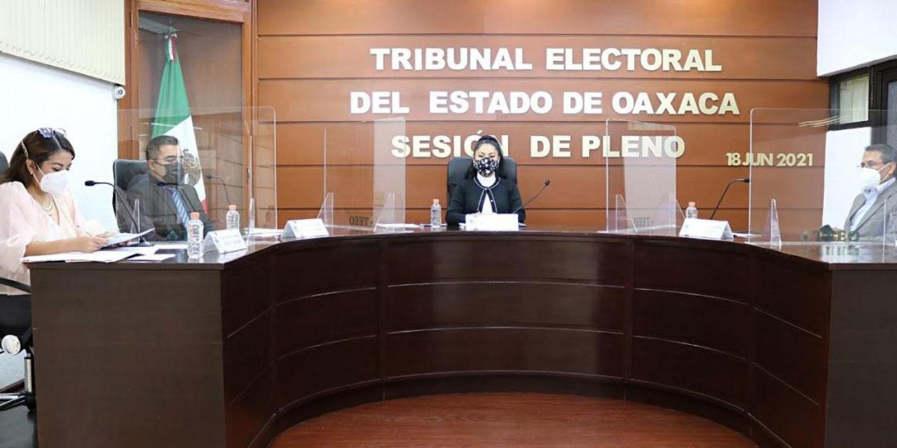 Llueven las impugnaciones por resultados electorales | El Imparcial de Oaxaca
