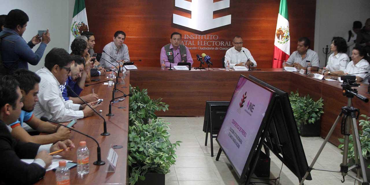 ¡Todos a votar!   El Imparcial de Oaxaca