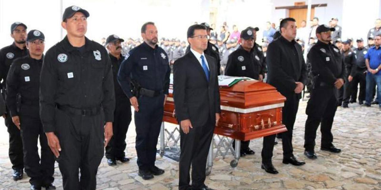 Historia de sangre en la AEI   El Imparcial de Oaxaca