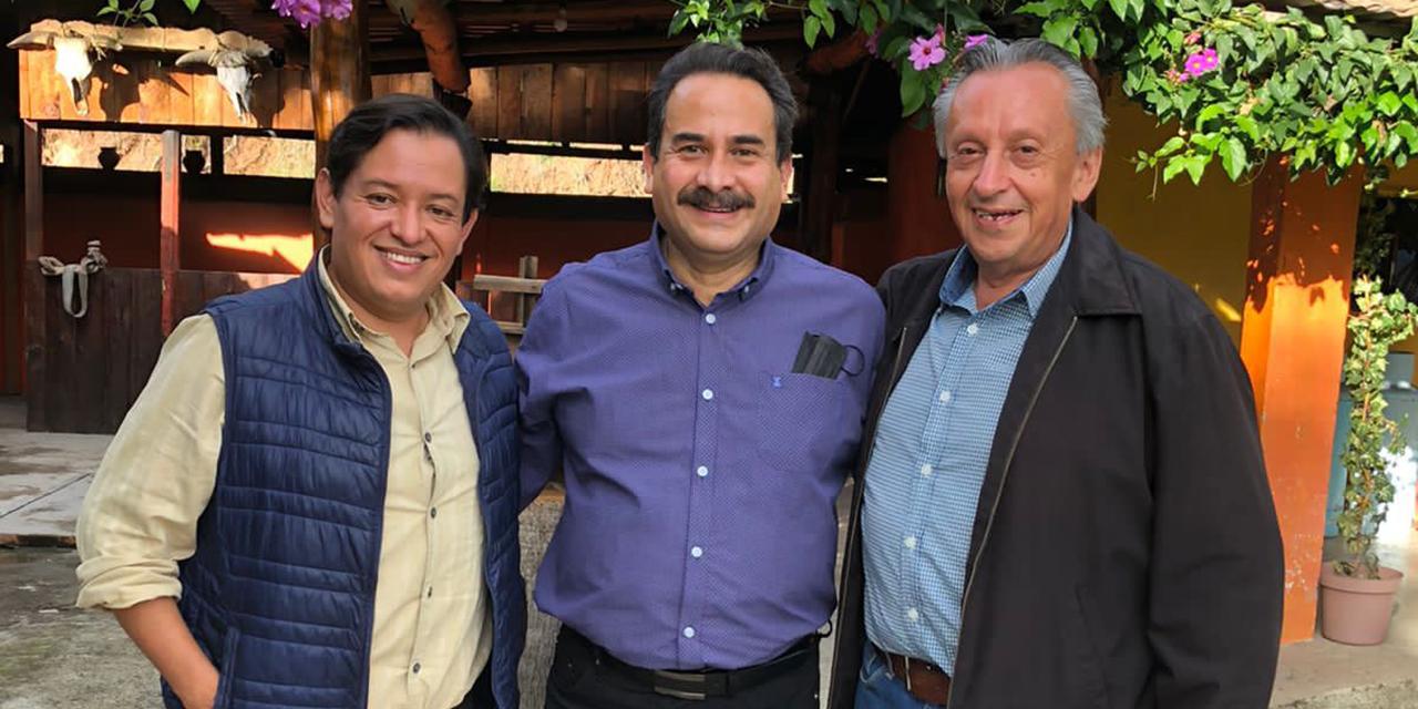 ¡Felicitaciones para Javier!   El Imparcial de Oaxaca