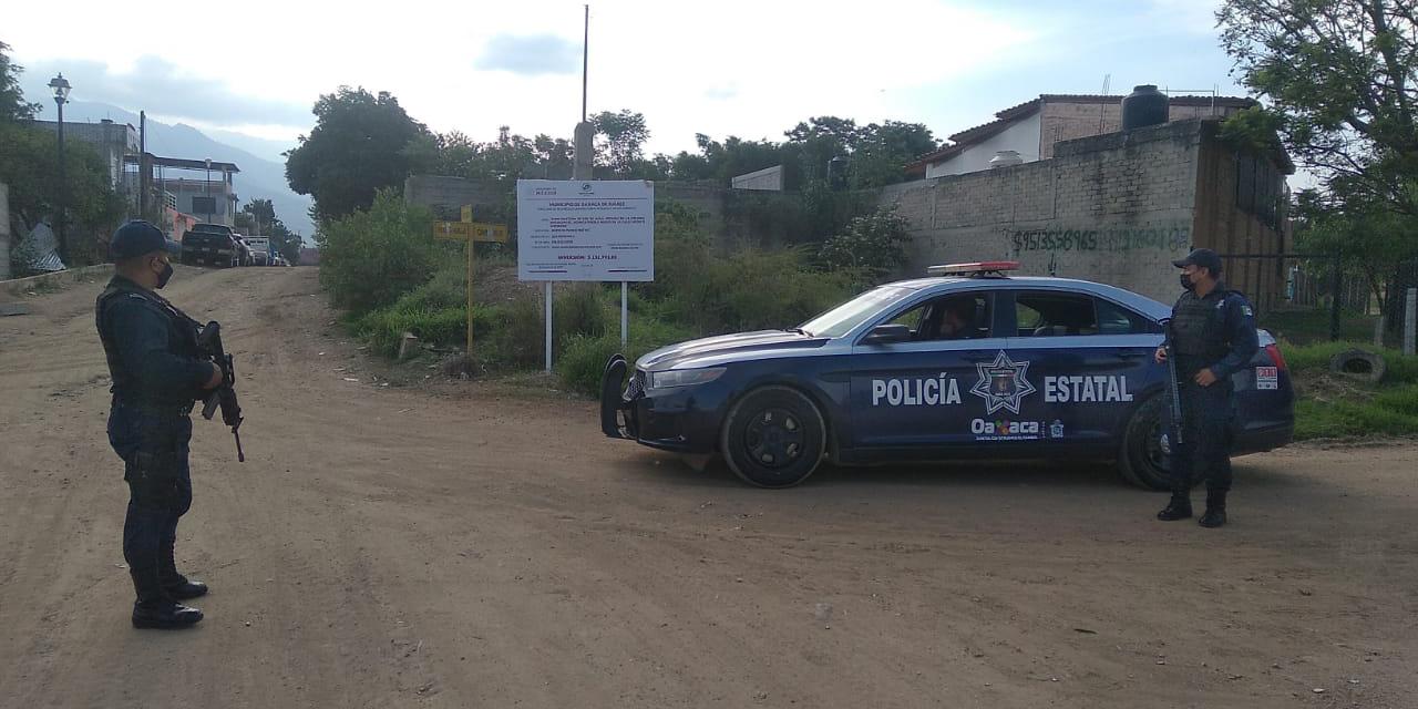 Refuerzan seguridad en Viguera y Pueblo Nuevo tras asalto violento | El Imparcial de Oaxaca