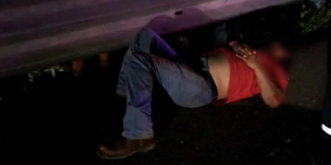 Atropellan a motociclista en Tehuantepec   El Imparcial de Oaxaca