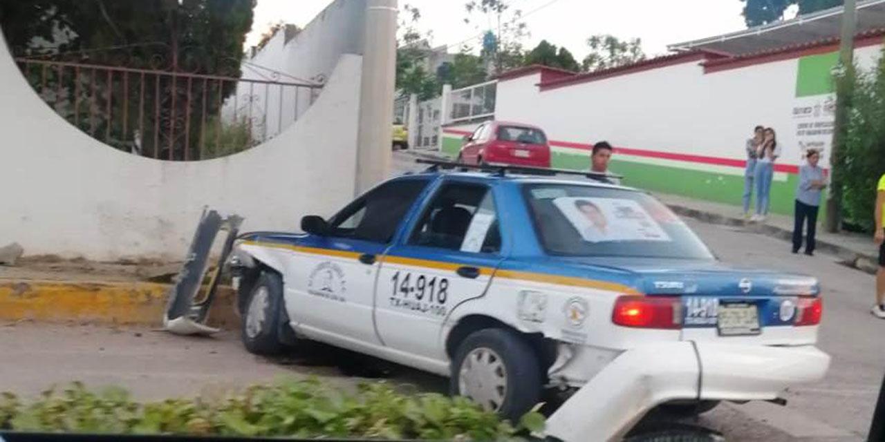 Accidente en Huajuapan deja un menor de edad lesionado | El Imparcial de Oaxaca