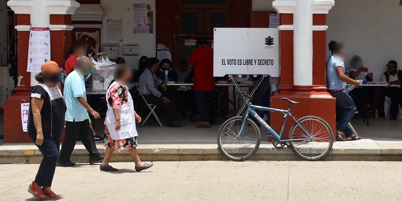 Morena y aliados con amplia ventaja en diputaciones federales | El Imparcial de Oaxaca