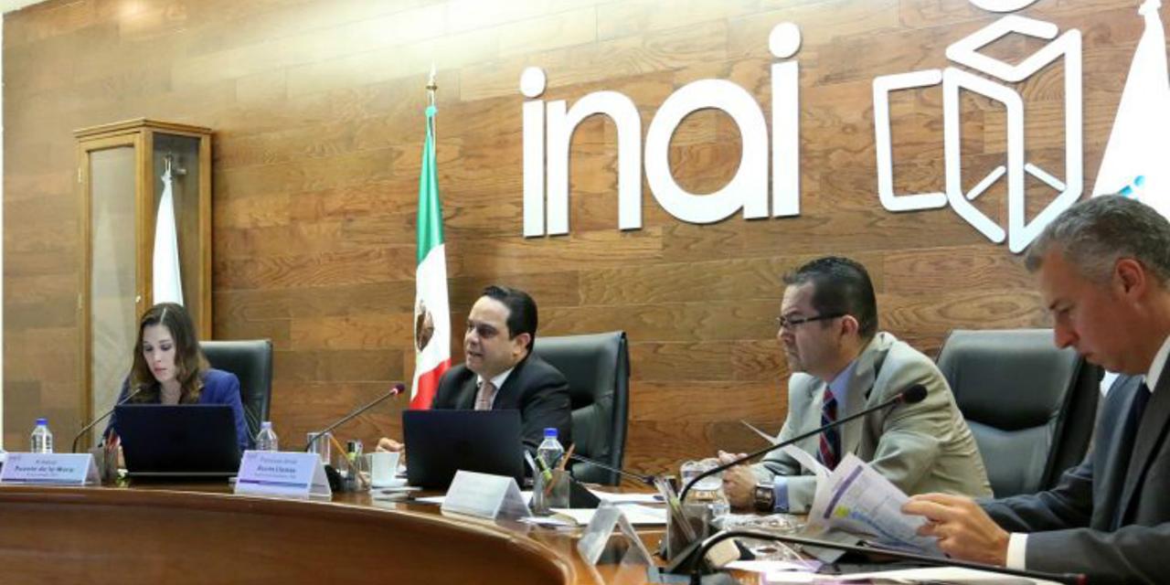 INAI va a la Corte para mantener con vida al IAIP | El Imparcial de Oaxaca