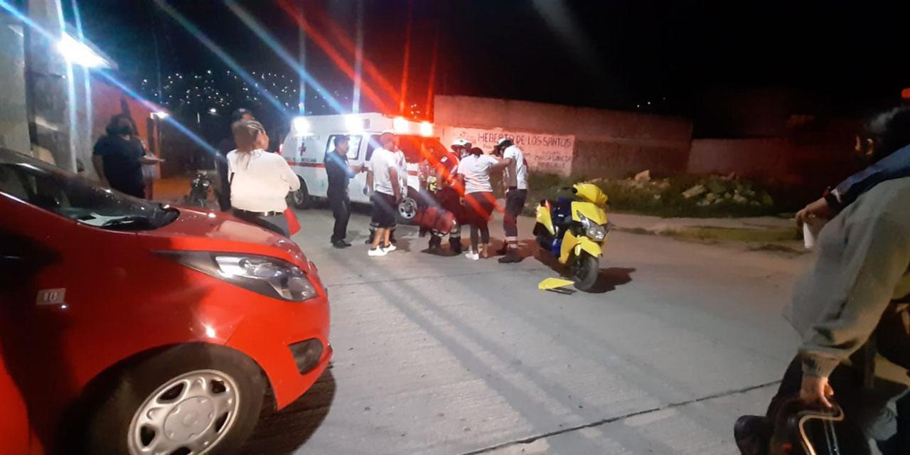Atropellan a mujer joven en San Martín Mexicápam   El Imparcial de Oaxaca