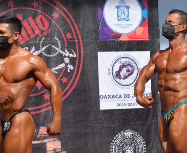 Gimnasio Universitario será la sede del Campeonato selectivo de físico y fitness