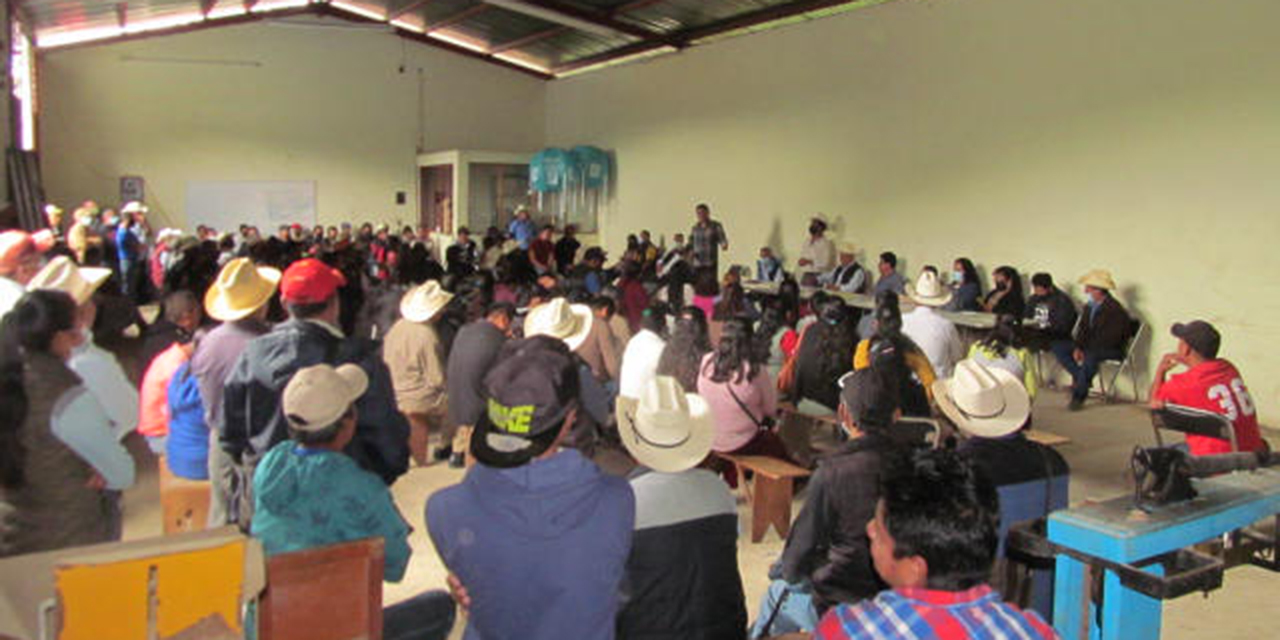 Huautla da una oportunidad al PRD-Panal   El Imparcial de Oaxaca