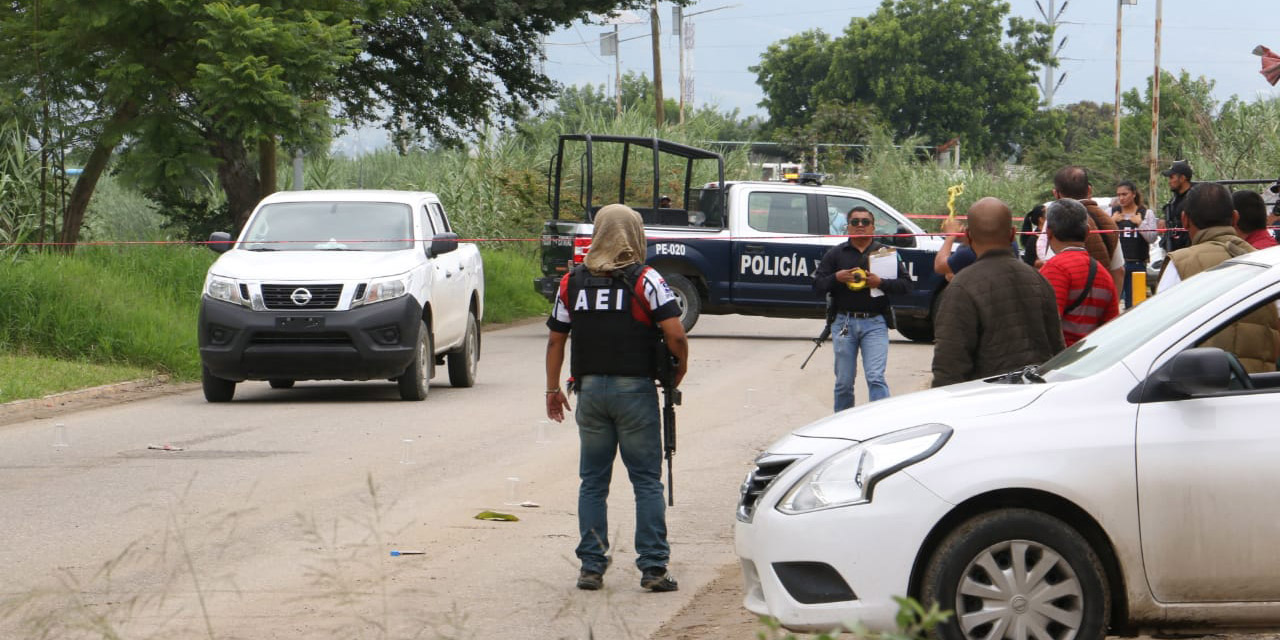 Ejecutan a director de la AEI | El Imparcial de Oaxaca
