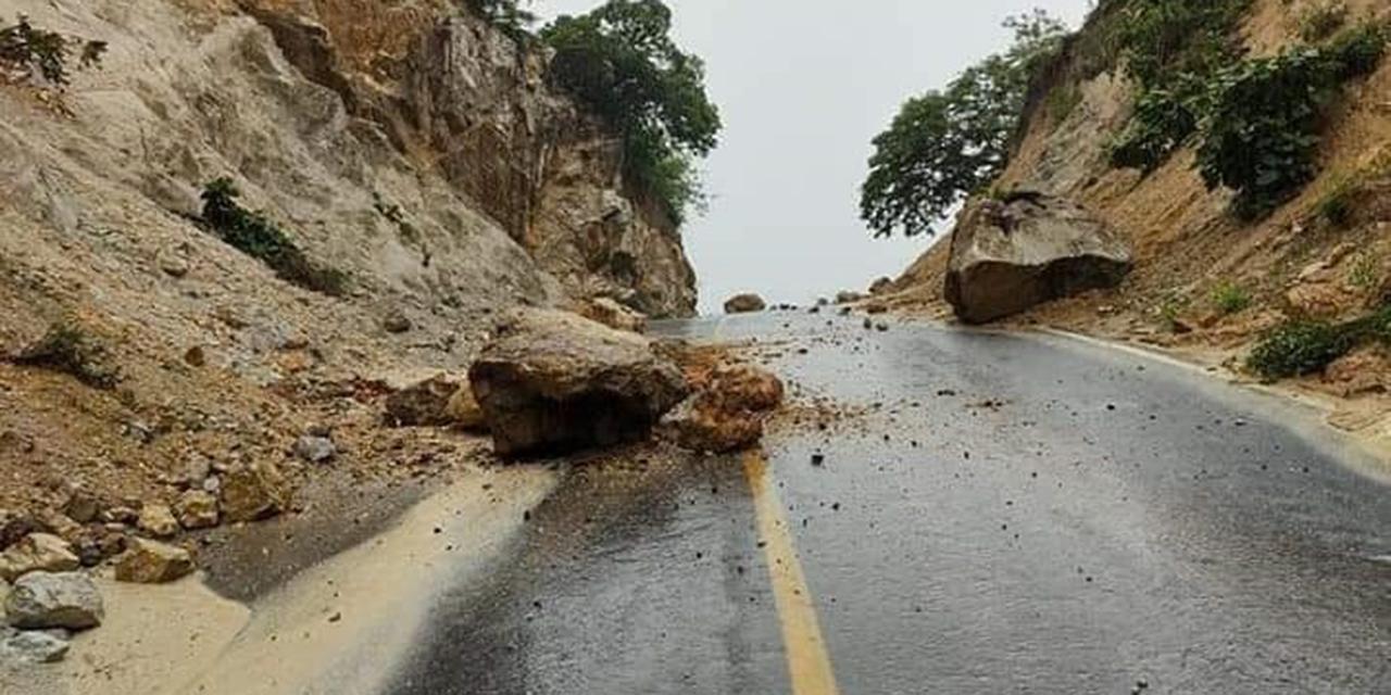 Reportan afectaciones por mal tiempo en Santiago Lachiguiri | El Imparcial de Oaxaca
