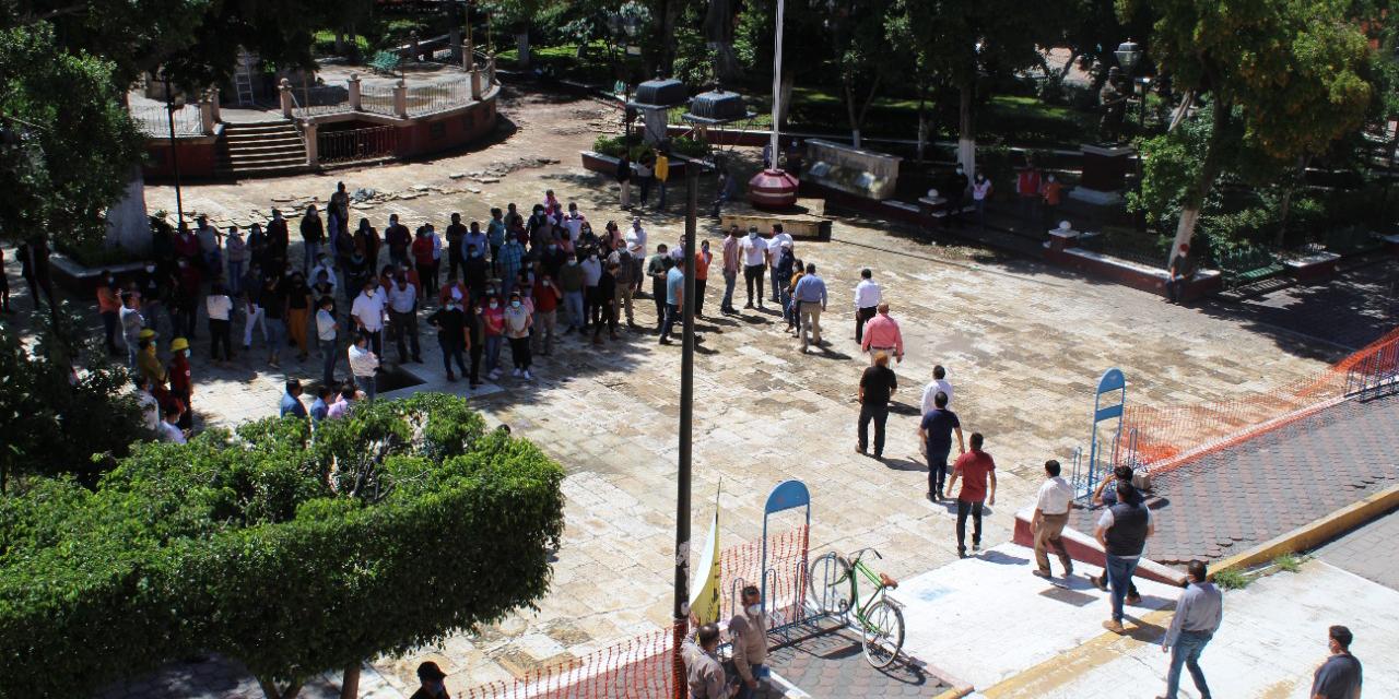 Realizan simulacro del terremoto de 1980   El Imparcial de Oaxaca
