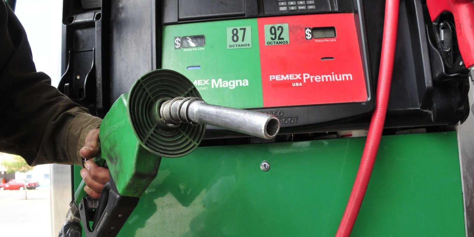 Estímulo fiscal para la gasolina Magna es elevado a 53.26% por hacienda | El Imparcial de Oaxaca