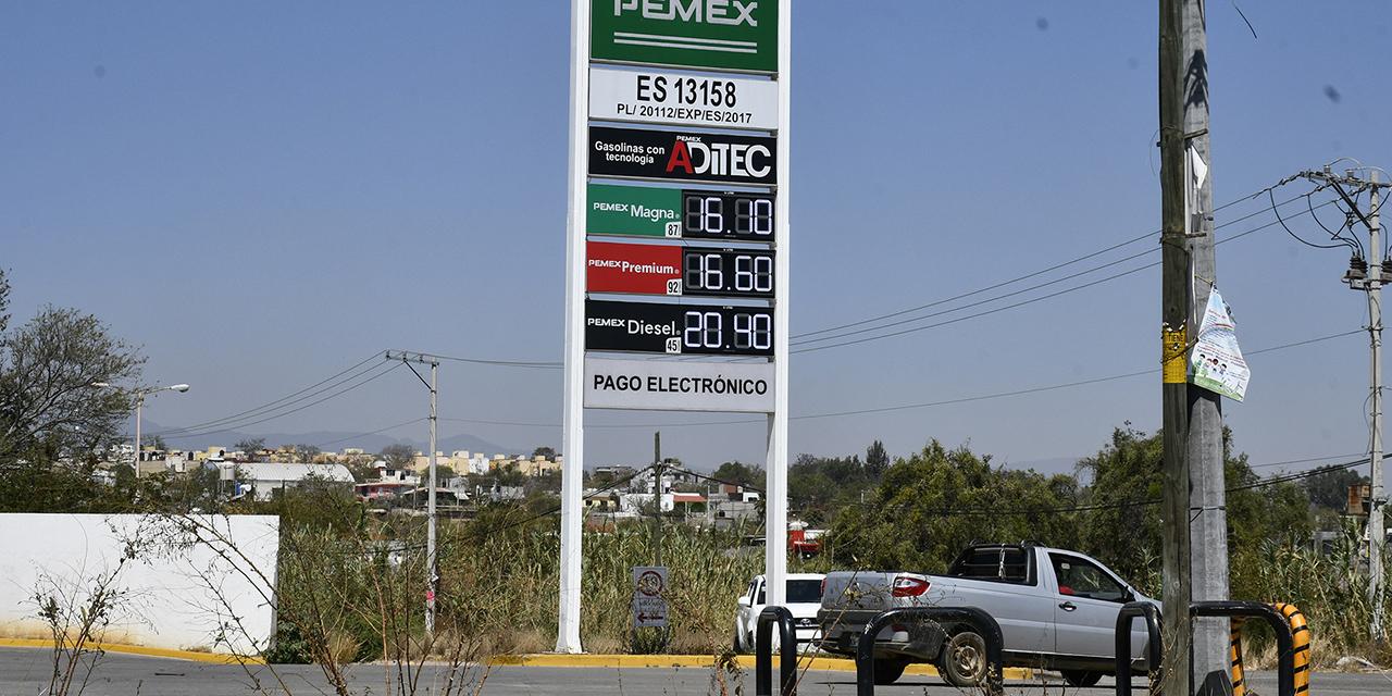 Baja consumo de gasolinas; pega a usuarios y gasolineros | El Imparcial de Oaxaca