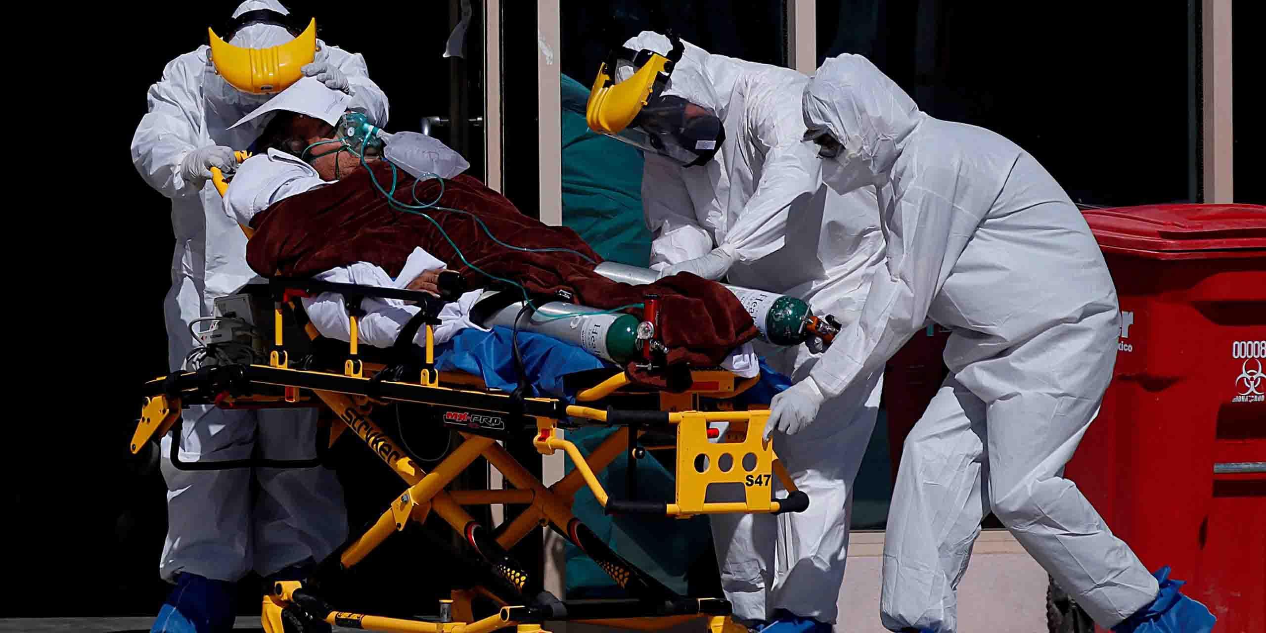México acumula 232 mil 521 muertes por Covid | El Imparcial de Oaxaca