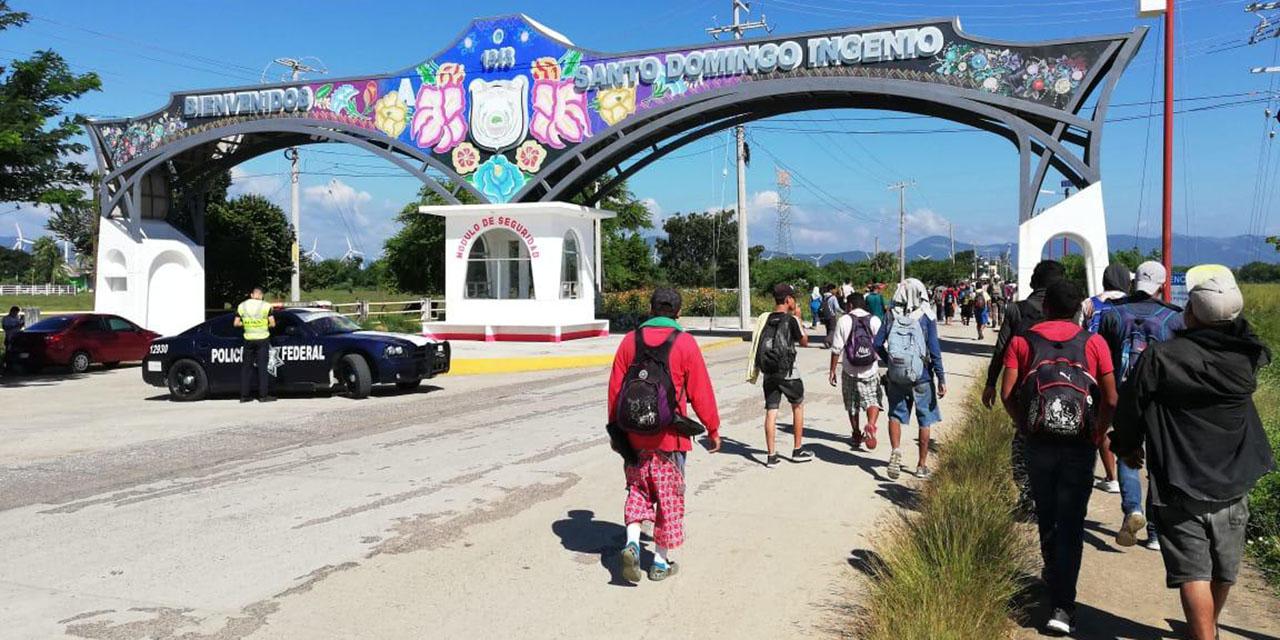 Santo Domingo Ingenio se declara en semáforo rojo por incremento de casos de Covid-19 | El Imparcial de Oaxaca