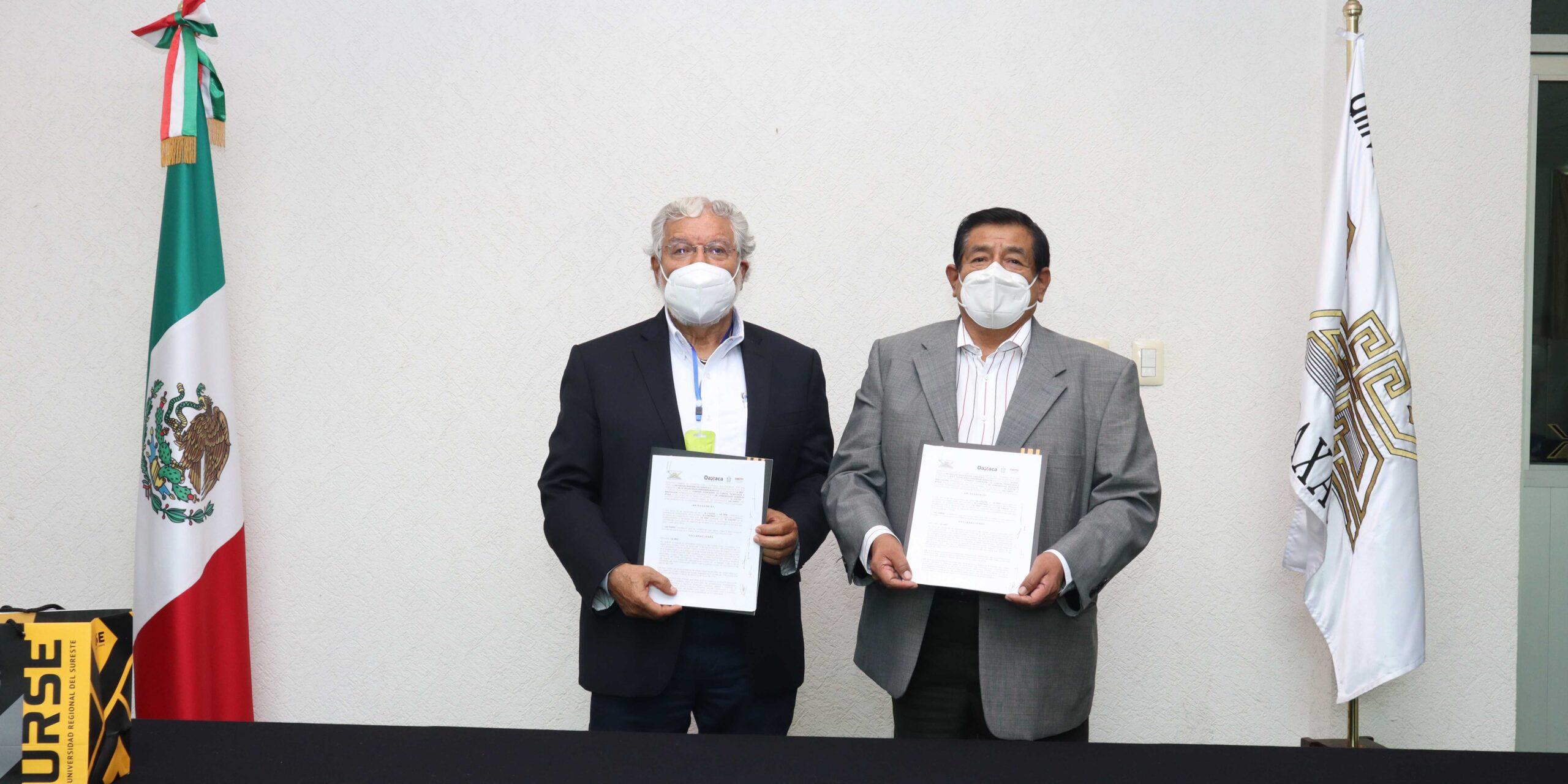 Renueva URSE y COCITEI convenio de trabajo a favor de la Ciencia, Tecnología e Innovación | El Imparcial de Oaxaca