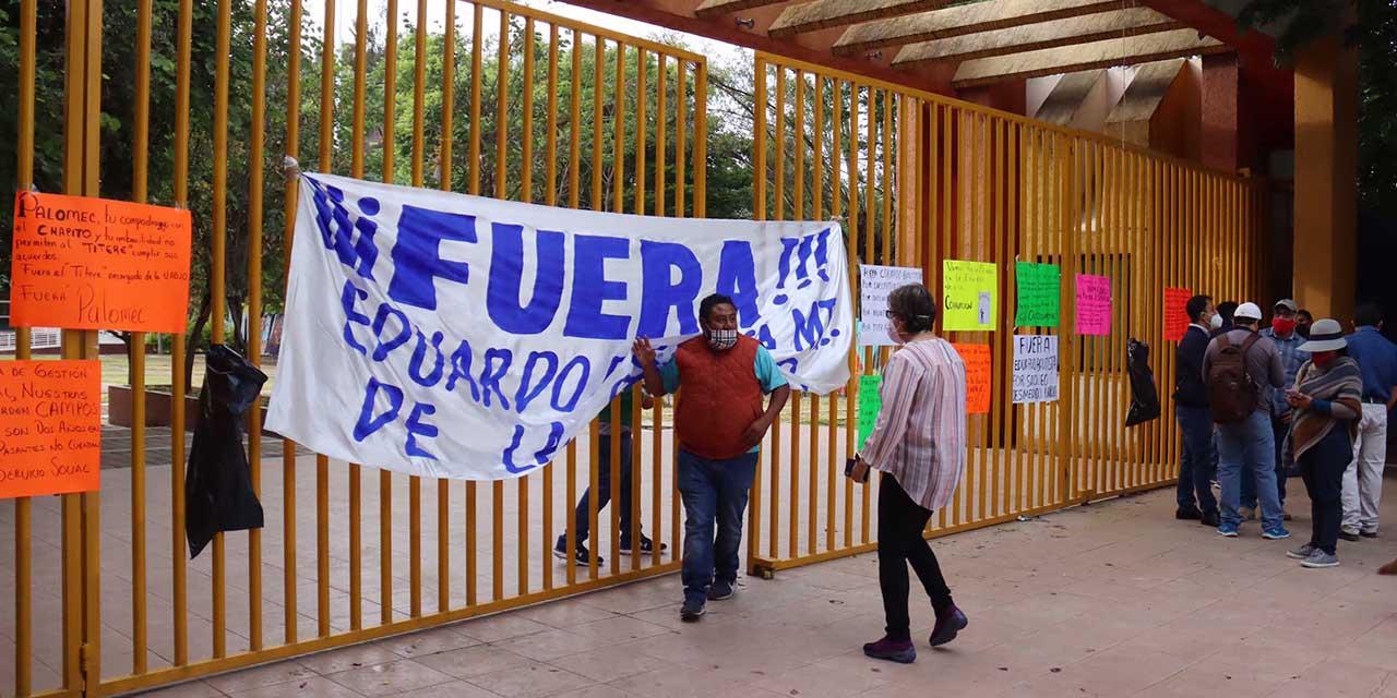 Toma STAUO campus; se cumplen acuerdos: UABJO | El Imparcial de Oaxaca