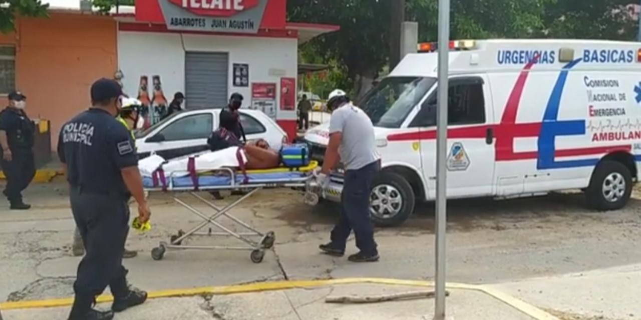 Sangrientos hechos en Salina Cruz | El Imparcial de Oaxaca