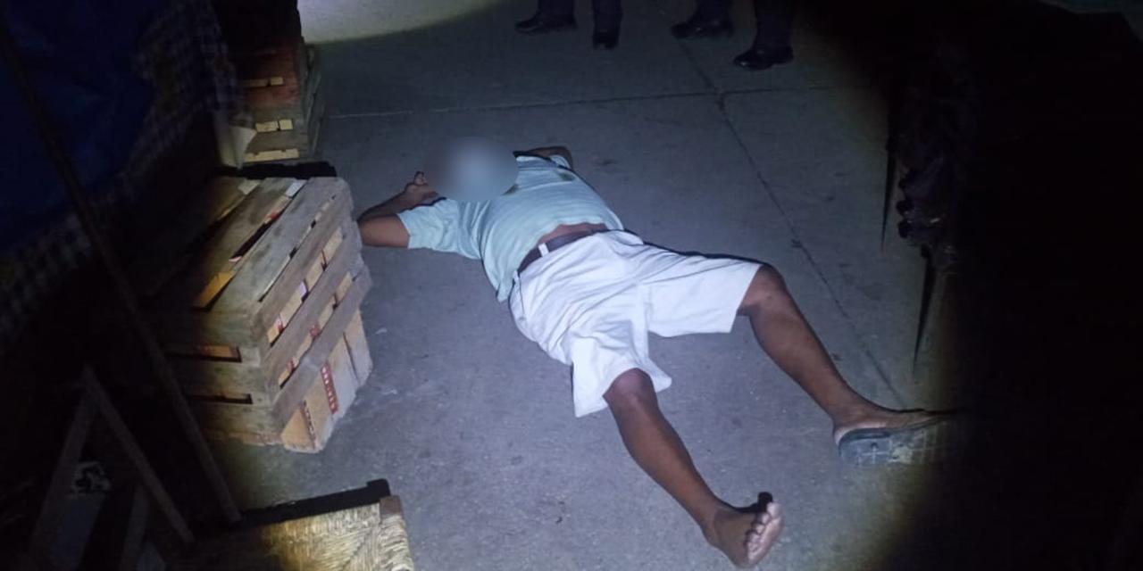 Asesinan a comerciante en Pinotepa   El Imparcial de Oaxaca