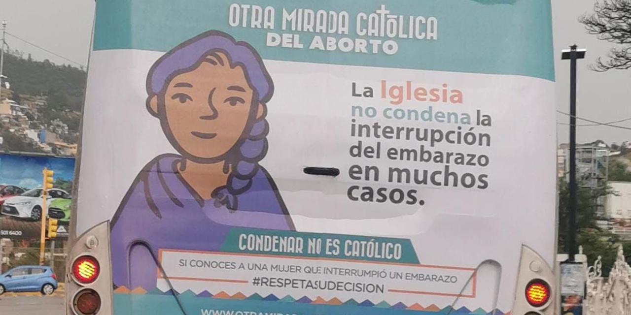 Iglesia Católica se deslinda de campaña pro aborto | El Imparcial de Oaxaca