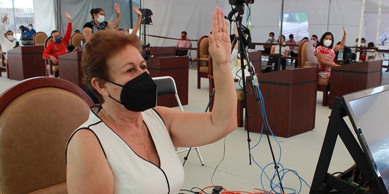 Relegan a mujeres legisladoras | El Imparcial de Oaxaca
