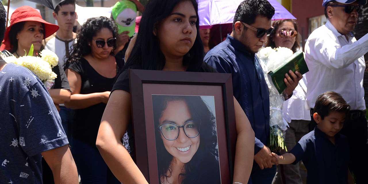 A 3 años del feminicidio de María del Sol en Juchitán, exigen justicia   El Imparcial de Oaxaca
