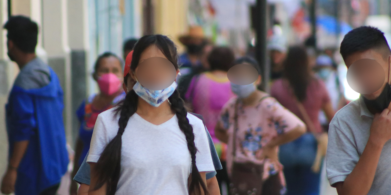 Más de un millón de oaxaqueños generaron anticuerpos de SARS-CoV-2   El Imparcial de Oaxaca