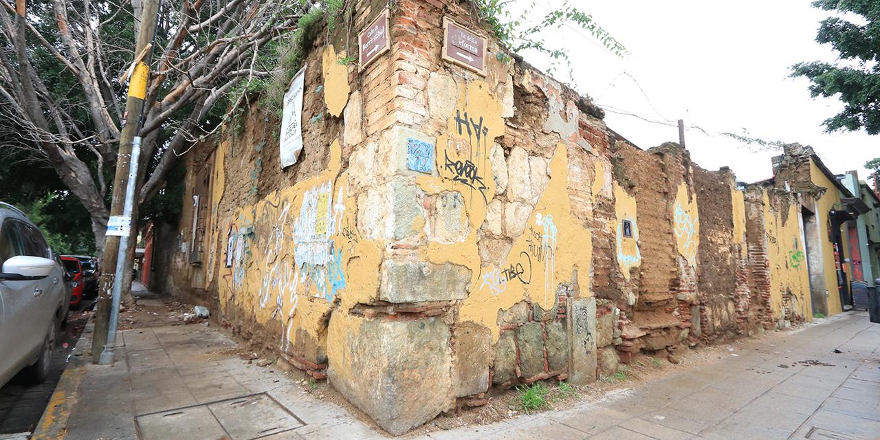 52 construcciones del Centro de Oaxaca se encuentran en mal estado   El Imparcial de Oaxaca