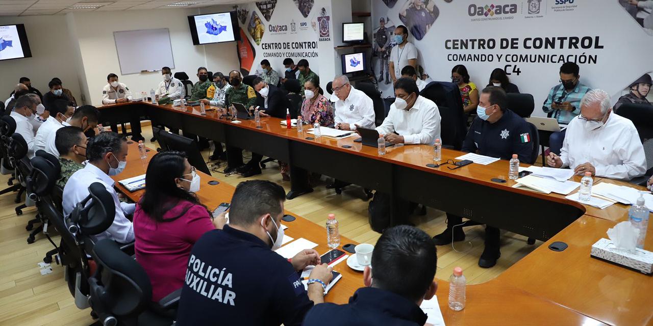 Murat pide mantener protección a candidatos y autoridades electorales   El Imparcial de Oaxaca