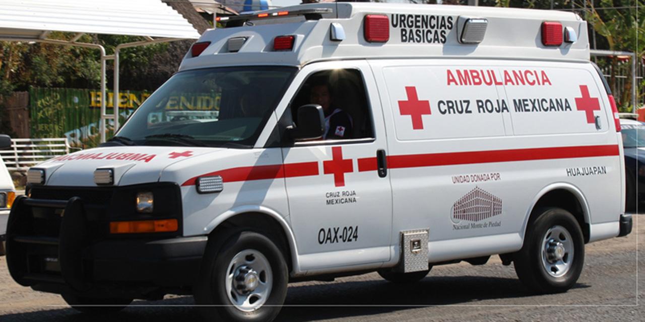 Conductor ebrio impacta a pareja de motociclistas en Huajuapan | El Imparcial de Oaxaca
