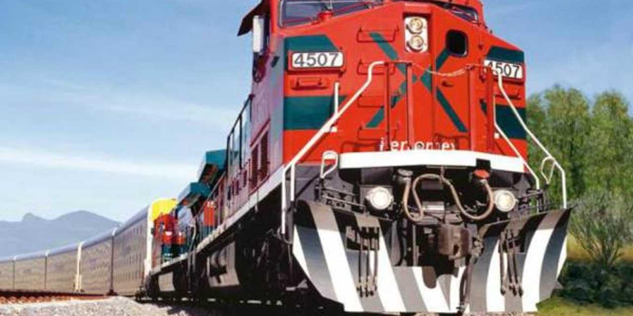 Ferrocarril del Istmo registra 60% de avance   El Imparcial de Oaxaca