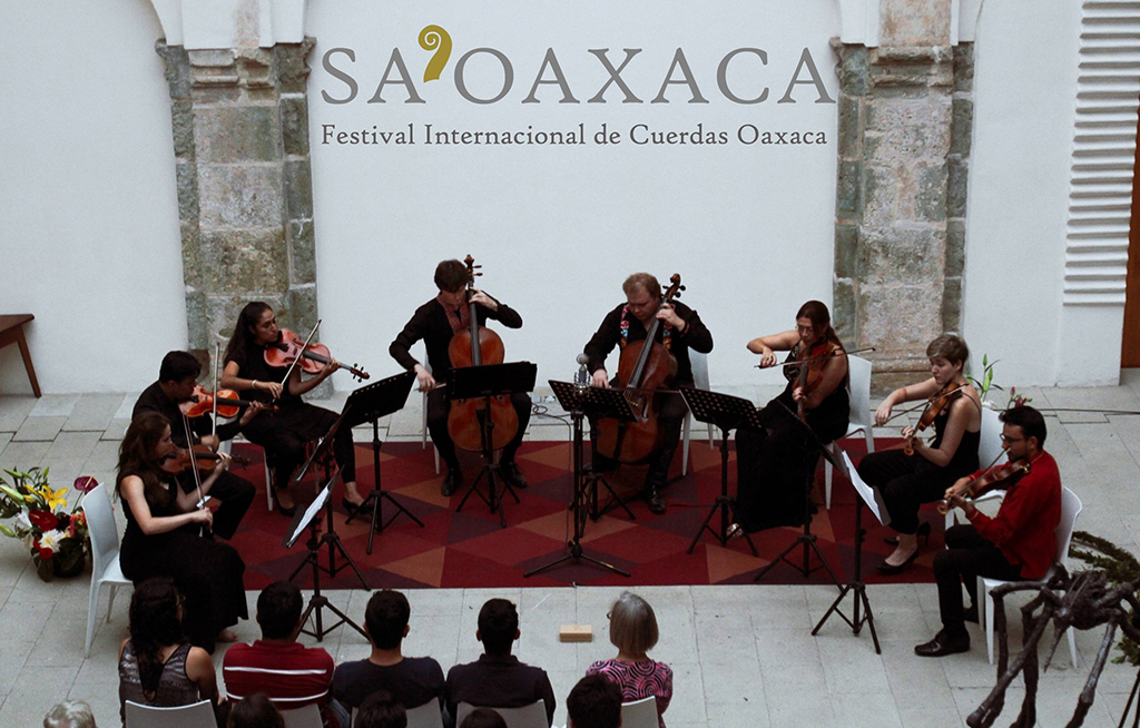 Teotitlán del Valle albergará al Festival de Cuerdas Sa' Oaxaca   El Imparcial de Oaxaca