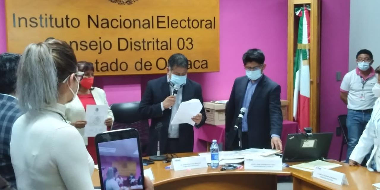 Candidatos ganadores de Huajuapan reciben constancias de mayoría   El Imparcial de Oaxaca