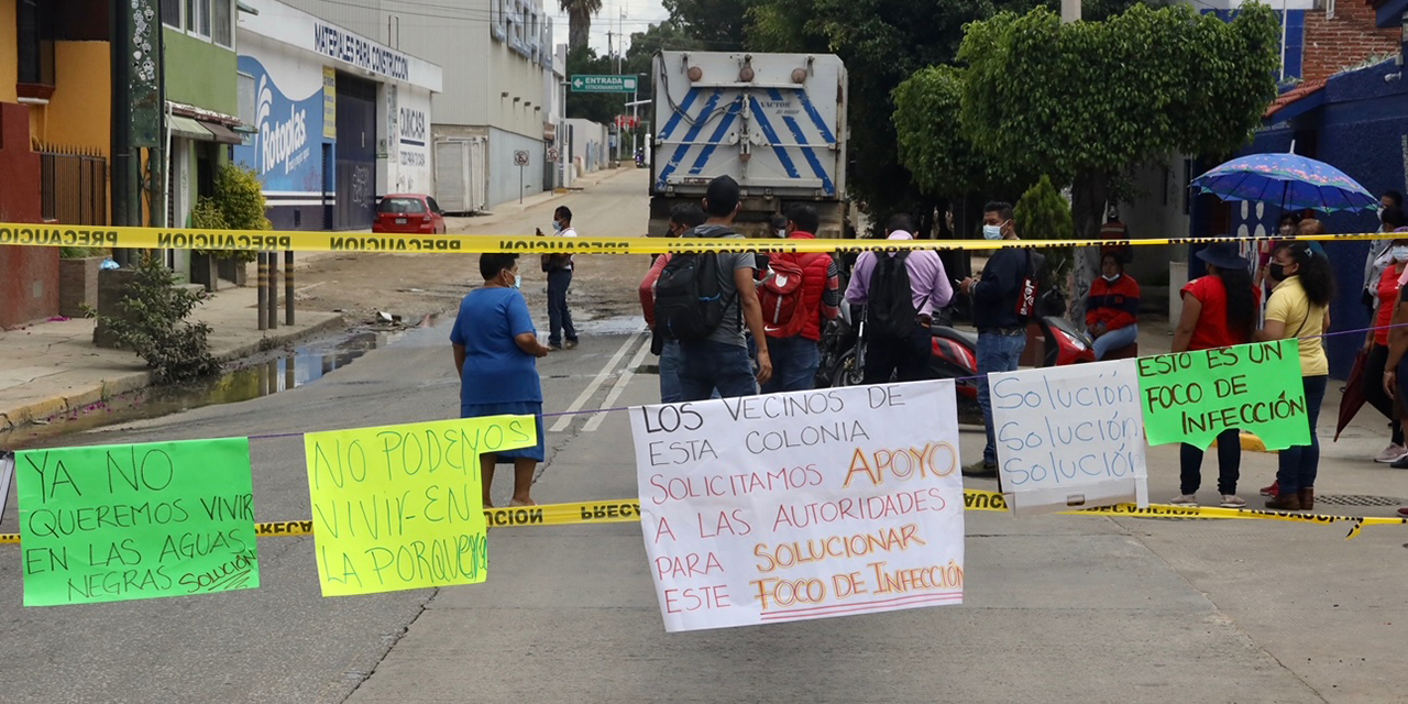 Tras protesta, atienden colapso de red sanitaria en Ex Marquesado | El Imparcial de Oaxaca